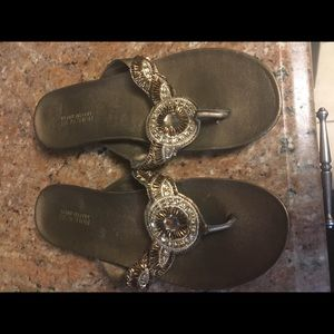 Lot of 3 women's sandals Hardly worn